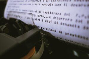 Szövegírás rutin