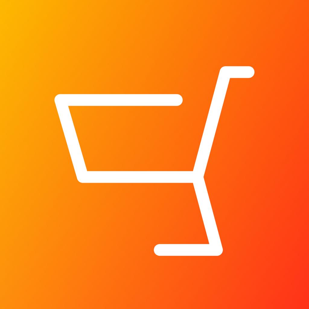 Webshop szövegíráshoz ikon