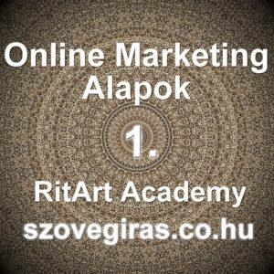 Online marketing tanfolyam 1. rész